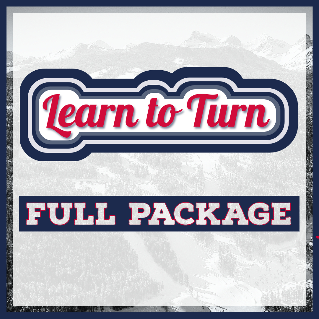 Learn to Turn Full Package